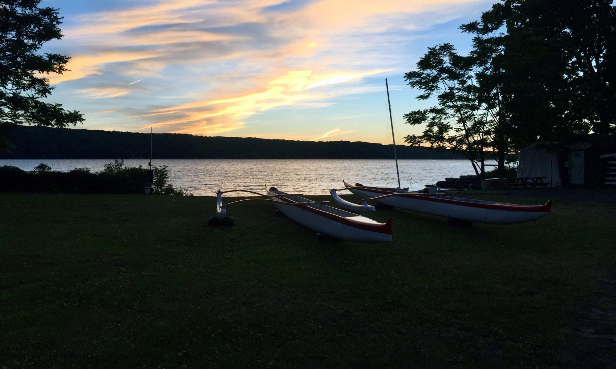 Cayuga Outrigger Canoe Club